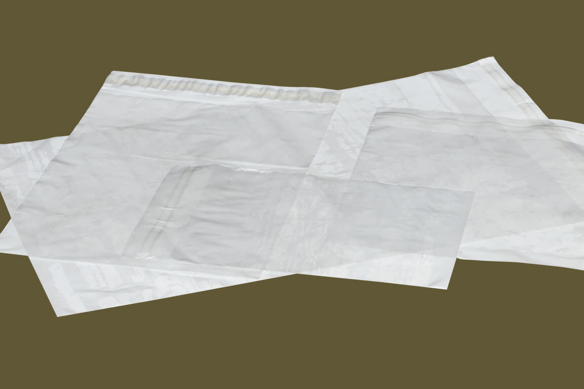 Pro-Seal Clear Polythene Mailers