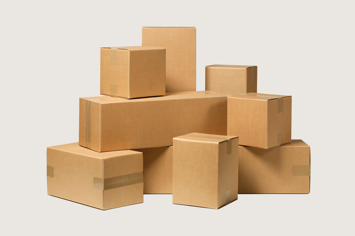 Stockbox Double Wall Cartons