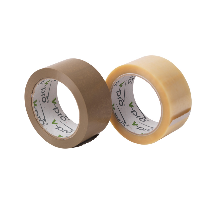 Clear V-Pro Tape 24mm x 66m