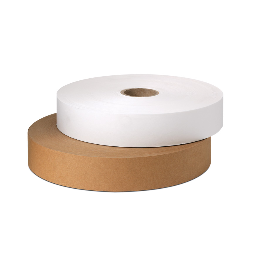 Heat Seal Banding Tape 48mm x 350m Brown Core diameter: 50 mm
