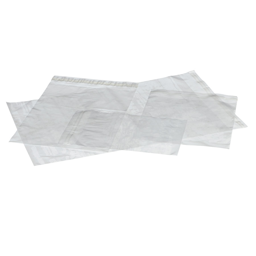 Pro-Seal C6 Clear Polythene Mailers 114 x 162 + 40mm