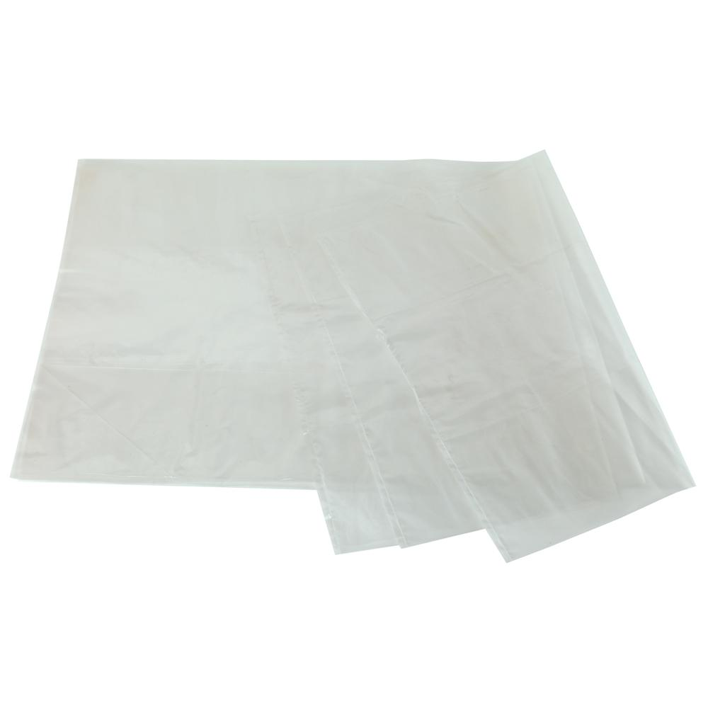 Clear Refuse Sacks 18x 29 x 39""