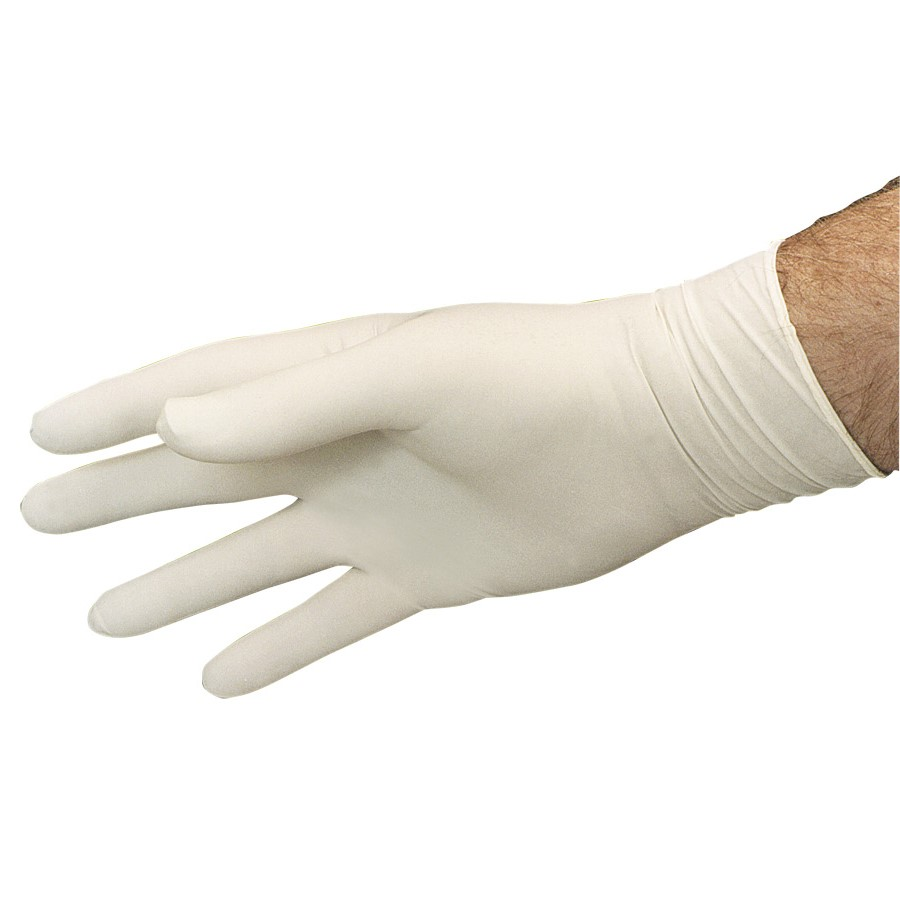 Latex Disposable Gloves (Large/9)