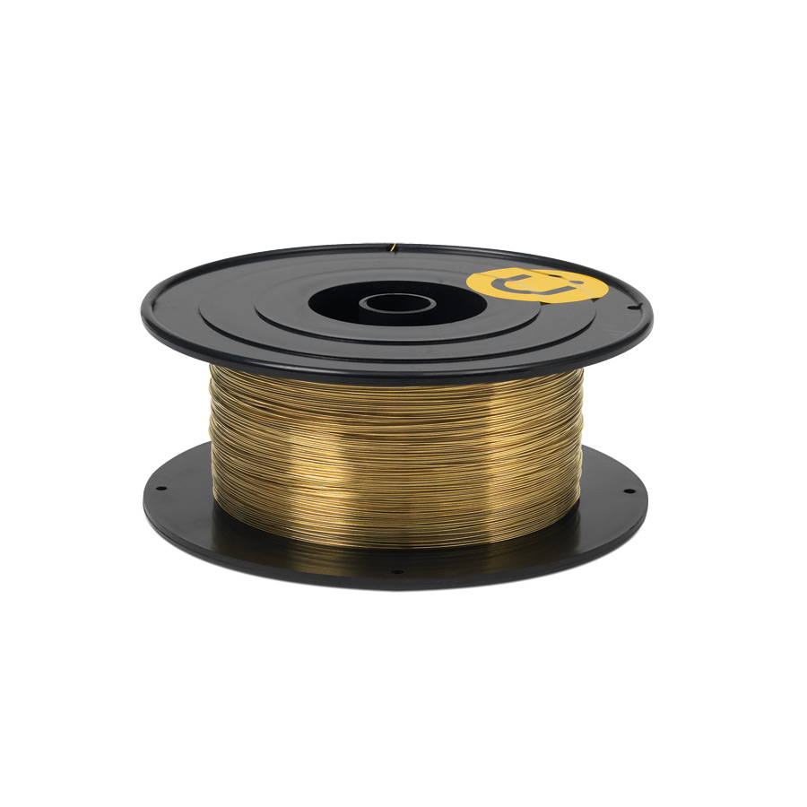 Über™ Brass Stitching Wire 2Kg Spools 0.55mm