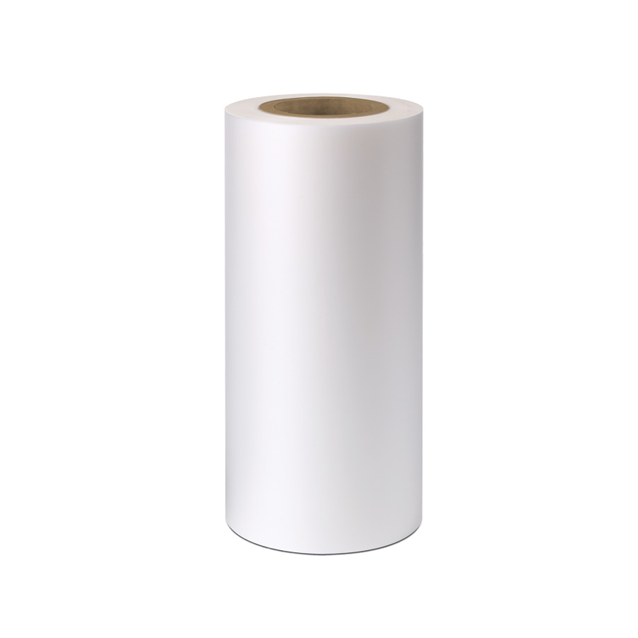 Luxe Fine Linen Laminating Film 445mm x 2000m